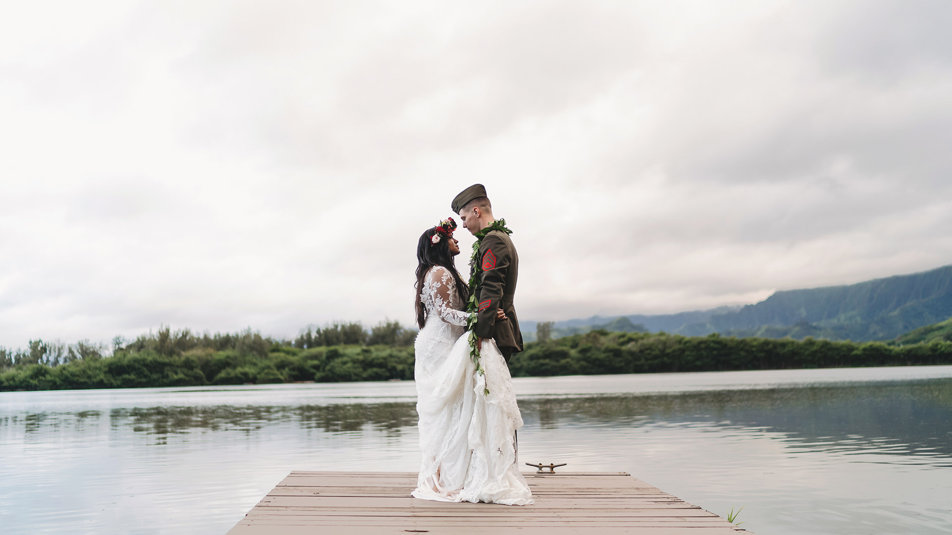 Kualoa Ranch Wedding Photographer